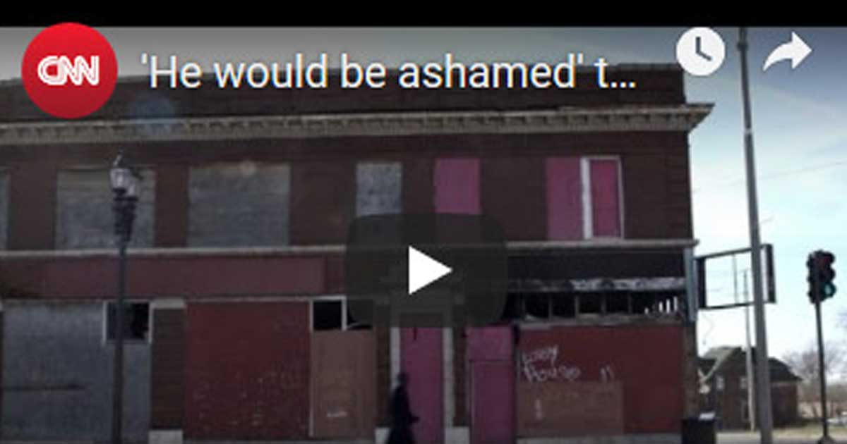Restoring MLK's Dream, Street by Street