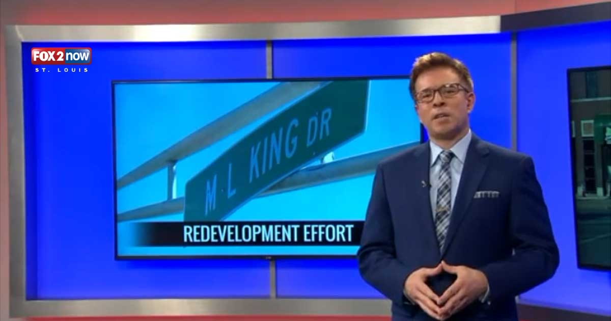 Charity working to revitalize every street named after Dr. Martin Luther King