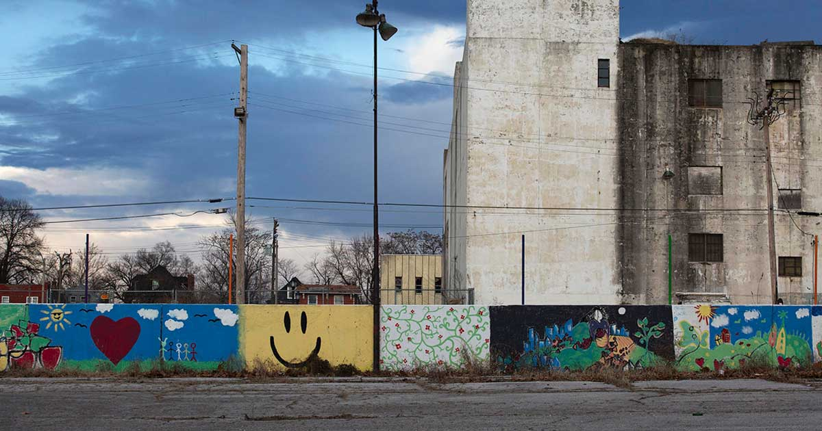 Looking beyond decay residents team up to save mlk drive