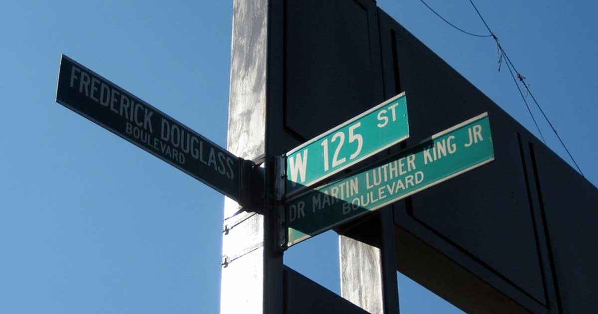The Remaking of Martin Luther King Streets