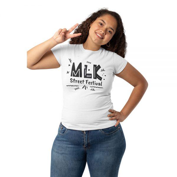 Women's MLK Street Festival T-Shirt